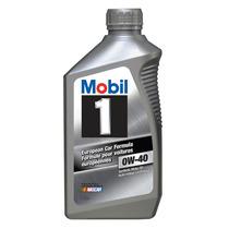 Óleo Mobil One 0w40 100% Sintético Mobil One Óleo Bmw