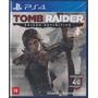 Lacrado Tomb Raider Em Português Definitive Edition - Ps4