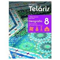 Projeto Teláris - Geografia - 8º Ano (livro Do Aluno)