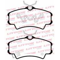 Pastilha Freio Dianteira Cerâmica Honda New Civic 1.8 06/...
