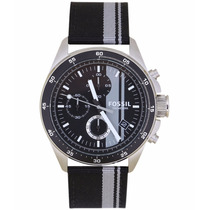 Relógio Fossil Decker Cronógrafo Ch2959/8cn - Frete Grátis