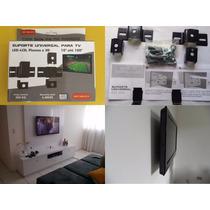 Suporte De Tv Para Painel E Parede Tv 32 40 42 48 50 55 Pol