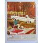 Antiga Publicidade De Carro Aerowillys, Anos 60!!!