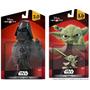 Kit Bonecos Yoda + Darth Vader Star Wars Disney Infinity 3.0