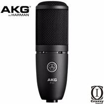Akg Perception 120 Microfone Condensador Estúdio + Brindes