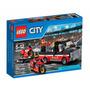 Lego Transportador De Moto De Corrida 60084 178 Peças