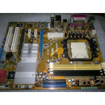 Placa Mae Asus M2n4-sli Am2 Am2+ Sli P/ Athlon E Semprom