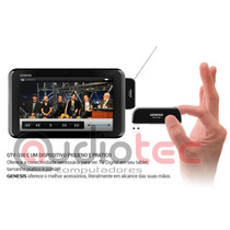 Receptor Tv Digital P/ Tablet Genesis Gtv-100