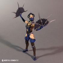 Boneco Mortal Kombat X Kitana