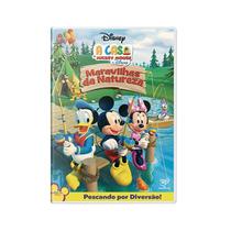 Dvd A Casa Do Mickey Mouse: Maravilhas Da Natureza Original