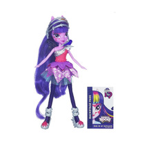 Boneca Twilight Sparkle My Little Pony Equestria Girl Hasbro