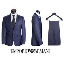 Terno Giorgio Armani Lã Fria 50