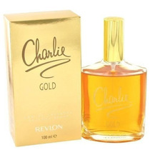 Perfume Charlie Gold By Revlon 100ml Edt Fem