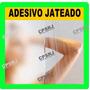 Adesivo Jateado Vidro Box Janela Porta Vitrine 1,22 X 0,60