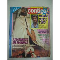 Revista Contigo - 1988 - Armação Ilimitada,kristel,nahim