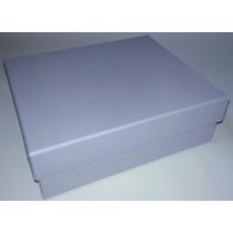 10 Caixas De Presente Em Papelão Na Cor Lilás