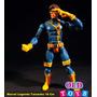 # Cyclops ( Versão Clássica X-men Jim Lee ) Marvel Legends