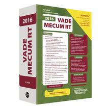 Vade Mecum Rt 2016 - Novo E Lacrado