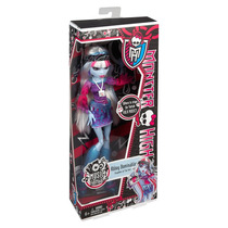 Monster High Boneca Abbey Bominable Festival De Musica