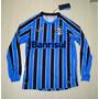 Camisa Oficial Do Grêmio Tricolor Longa 2014