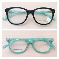 Armação Óculos De Grau Feminino Acetato Tf2083