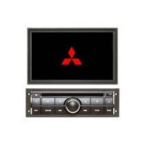 Central Multimídia L200 Triton Mitsubishi Dvd Tv Gps