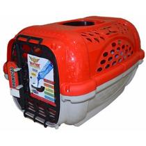 Caixa Transporte Para Cães E Gatos N° 4 Para Uso Em Aviação