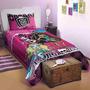 Colcha Infantil Matelasse Monster High Lepper 1,50x2,10m