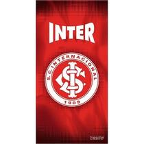 Toalha Oficial De Time Futebol Inter