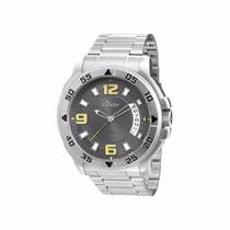Relógio Condor Masculino Prata Co2415ac/3c
