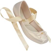40% Off Sapatilha Feminina Zaxy Ballerina