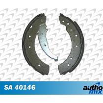 Sapata Lona Freio Fiat Grand Siena 1.4 8v Autho Mix Sa40146
