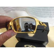 Oakley X Squared 24k W/titanium Iridium Polarized