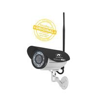 Câmera Segurança S/ Fio Externa C/ Antena 7dbi Visão Noturna
