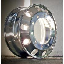 Roda Alumino Caminhão Speedline Furo Redondo 8,25x22,5