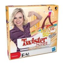 Twister Moves Eliana Hasbro Novo 2 Tapetes Cd C/ 50 Musicas
