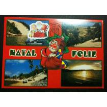Máximo Postal Papai Noel - Natal 2004