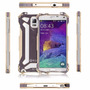 Capinha Bumper R-just Anti Queda Metal Celular Galaxy Note 3