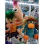 Pelúcia Phineas Ou Ferb Ou Perry (pronta Entrega)