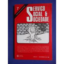 Livro - Serviço Social E Sociedade 7 - 1981