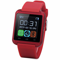 Relógio Smart Watch Bluetooth U8 Android Iphone 5 6 S5 Note