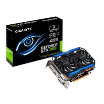 Placa De Video Gigabyte Geforce Gtx 960 4gb 128bit Ddr5 2fan