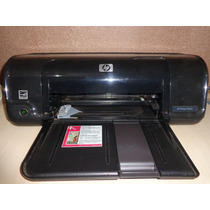 Impressora Hp Deskjet D1660, S/ Cartucho, Funcionando, Usada