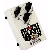 Pedal Fuhrmann Punch Box Guitarra