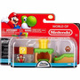 Micro Land Super Mario Bros Small Dtc 3526 Mario Voador