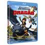 Blu-ray Como Treinar O Seu Dragão - Imperdível !!