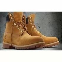 Bota Da Timberland Boot Yellow Feminina Pronta Entrega