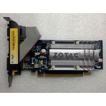 Placa De Vídeo Geforce 7200gs Slot Pciex 256mb