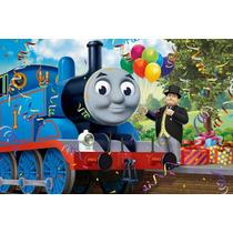 Painel Decorativo Festa Infantil Thomas E Seus Amigos (mod3)