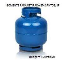 Botijão Para Gás De Cozinha P13 Vazio